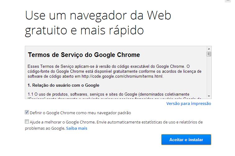 Como Baixar Google Chrome - Download, Grátis, Atualizar ...