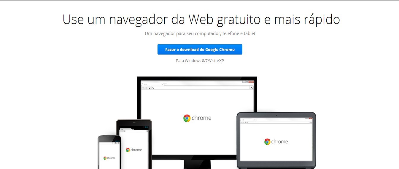 Como Baixar Google Chrome