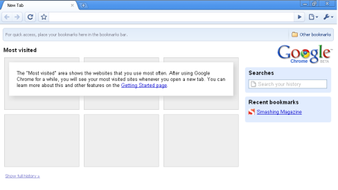 Google Chrome Offline