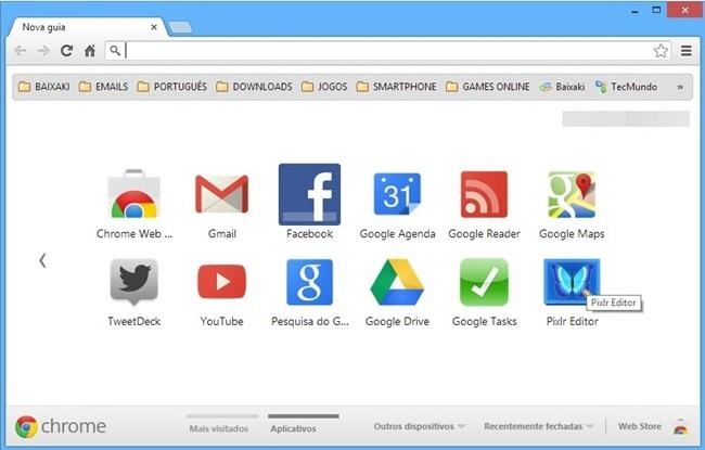 Design Google Chrome
